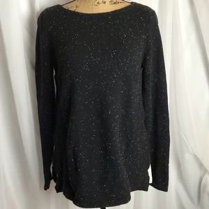 Loft Wool Blend Pullover Sweater